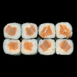 Spicy Sake Hosomaki (8gab)