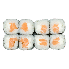 Sake Cheese Hosomaki (8gab)